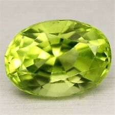7 X 5 Mm. ~ 0.70 to 0.95 CT ~  Green Peridot Oval ~ Natural Gemstones