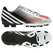 adidas Predito LZTRX FG 2012 Soccer Shoes White/Orange/Black New  KIDS- YOUTH