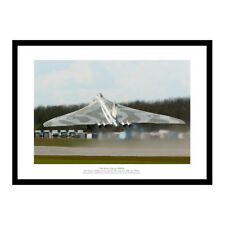 Vulcan Bomber   - Classio  Aviation Photo Memorabilia (405)
