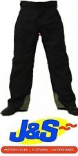 ARMADILLO LADIES MOTORBIKE MOTORCYCLE SCOOTER WATER PROOF PANTS TROUSERS J&S