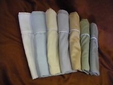 Waterbed Sheet Set 100% Cotton Sateen - all sizes available FREE stay tuck poles