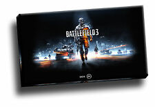 Battlefield 3 Patrol Giclee Canvas Picture Art