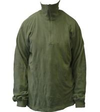 Army Norgi Norwegian Loop Knit British Army Base Layer Top olive Green - USED