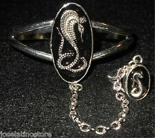 Sterling Silver Plated Slave Bracelets MADE IN USA!  4 Diff Styles