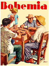 317.Art Decor POSTER.Graphics to decorate home office.Cuban Domino.Dominoes.