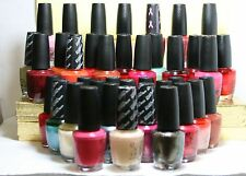 OPI NAILS POLISH -MULTIPLE NEW POLISH PICK YOUR OWN COLOR, BEAUTIFULL COLOR