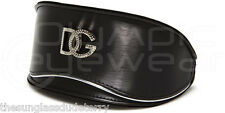 Sunglass Case New Fashion Designer Eyeglass Soft DG Eyewear Black 521DG
