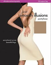 Hanes Smooth Illusions Ultimate Contouring Pantyhose style 0C104