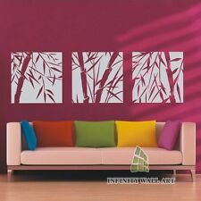 Stylish Bamboo Wall Art Decal/Wall stickers/wall Decal/mural decor - PD133