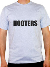 HOOTERS - Novelty / Humorous / Funny Themed Mens T-Shirt - Various Colours