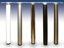 Table and Worktop Leg Supports - In a Wide Range of Colours