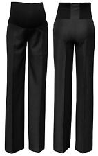 Maternity Trousers Black  Over Bump  Size 10 12 14 16 18 20 Brand NEW
