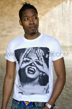 T-Shirt Lectro Homme Marilyn Monroe illuminati Movies Actrice Disp S-M-L Liv 48h