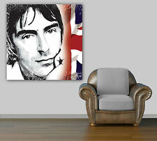 PAUL WELLER MOD ICON - QUALITY PRINT ON CANVAS - Wall Art - Unframed Sizes
