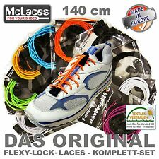 FLEXY LOCK LACES, elastische Schnürsenkel, Triathlon Schnürsystem Made in Europe
