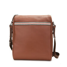 GearBAND Men's Genuine Leather Messenger Briefcase Shoulder Satchel Purse BAG
