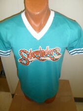 Tucson Sidewinders Baseball Mens Jersey Licensed Don Alleson Sizes S,M,L,XL