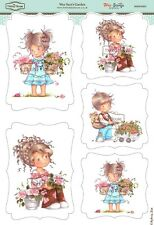The Hobby House Topper Sheet  - Wee Stamps by Sylvia Zet