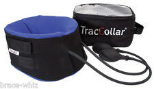 Traccolar Trac Collar by Body Sport Cervical  Neck Traction Device