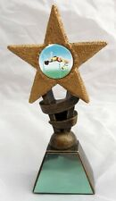 """HIGH JUMP Trophy 5.5"""" or 6.75"""" FREE ENGRAVING Male or Female Athletics Award"""