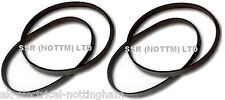 DRIVE BELT Hoover Purepower Dustmanager  0385-0138 J/M 0365-0138 x 4 GENUINE