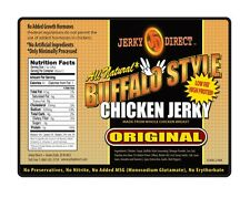 Natural Chicken Jerky -Two 3.25oz bags