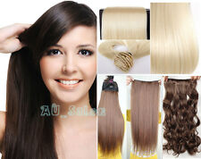 QUALITY NEW 8PCS FULL HEAD WITH CLIP IN HAIR EXTENSIONS FOR 2014 WOMEN LADY HAIR