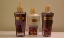 Victoria's Secret Gift Set Body Mist Wash & Lotion 4.2 oz travel size love spell