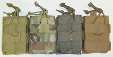 FIRSTSPEAR 5.56mm Speed Mag Pouch Pocket MOLLE Coyote Khaki MULTICAM Ranger 223