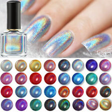 BORN PRETTY 6ml/10ml Nail Art Super Shine Holographic Glitter Polish Varnish
