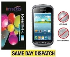 Samsung Galaxy Xcover 2 S7110 Anti-Glare Matte Screen Protector & Package