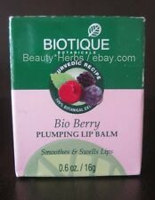 Biotique BIO BERRY Plumping Lip Balm 16 gm Smoothes & Swells Lips