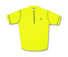 SALE Canari P2 Paceline Neon Yellow Cycling Jersey Mens Small Medium Large XL