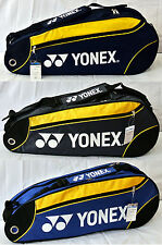 Class A Brand New Yonex 9512 Badminton Bag - Hold 3-6 Rackets, the Newest Style.