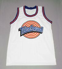 ROADRUNNER TUNE SQUAD SPACE JAM JERSEY WHITE TOON NEW ANY SIZE S - 5XL