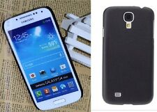 Hybrid Hard Back Case Cover For Samsung Galaxy S4 Mini i9190 + 2 Free Protectors