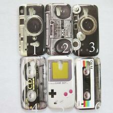 Wholesale Game Camera Style Skin Case Cover For Samsung Galaxy S4 Mini i9190