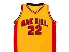 CARMELO ANTHONY OAK HILL High School JERSEY YELLOW NEW ANY SIZE XS - 5XL
