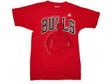 Chicago Bulls Derrick Rose #1 The Go To Tee SS Adidas Official T-shirt