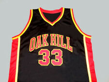 KEVIN DURANT OAK HILL HIGH SCHOOL JERSEY BLACK NEW ANY SIZE XS - 5XL
