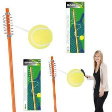 SWING TENNIS BALL SWINGBALL 1 2 PLAYERS POLE RACKET CAMPING GARDEN BEACH OUTDOOR