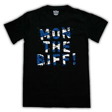 MON THE BIFF! UNOFFICIAL BIFFY CLYRO T-SHIRT MENS LADIES KIDS SIZES AND COLOURS