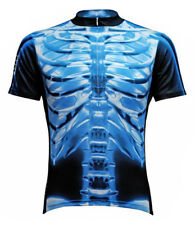 Primal Wear X-Ray Skeleton Cycling Jersey Men's with Sox bike bicycle xray x ray