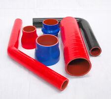 Straight Silicone Reducer Hose Choice of Diameter and Colour HUGE SELECTION