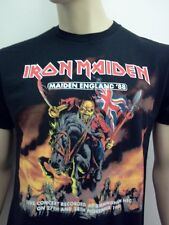 IRON MAIDEN MENS BAND T-SHIRT FREE SHIPPING SM MED LG XL 2X NEW BAND TEE