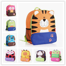New Kids Girls Boys Children Animal Backpack Zoo School Bag Rucksack Size1-7Yrs