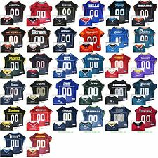 Officially Licensed NFL Dog Jersey - All Football Teams - Sports Clothes Shirt