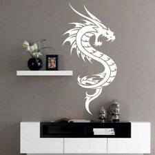 CHINESE DRAGON wall sticker oriental bedroom decal vinyl animal home stickers