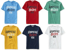 Mens Aeropostale T-Shirt Sizes XS, S, M, L, XL, 2XL, 3XL NWT New York USA NEW