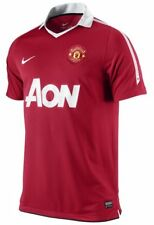 Official Junior Manchester United Home Shirt  2010/ 2011, Age:  8 - 15 Years